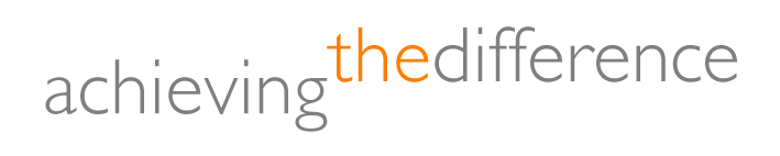 Achieving the Difference logo
