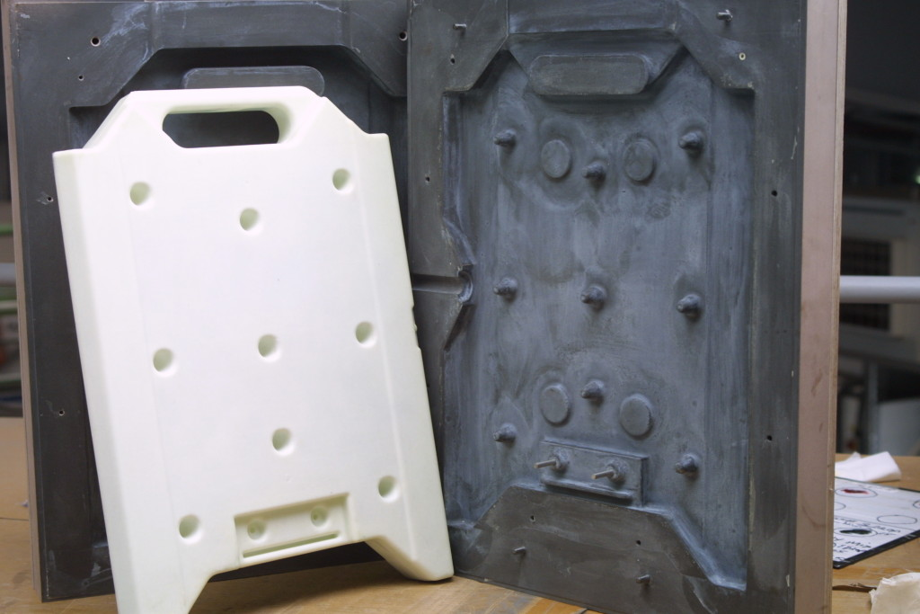Coolant pack prototypes